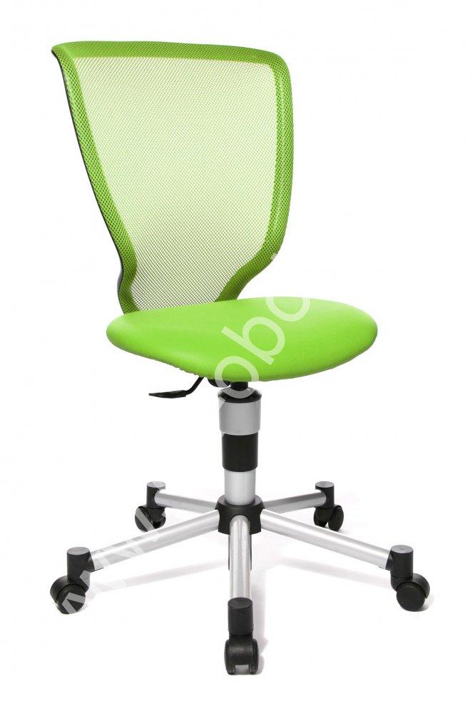 Dětská židle - TITAN JUNIOR zelená