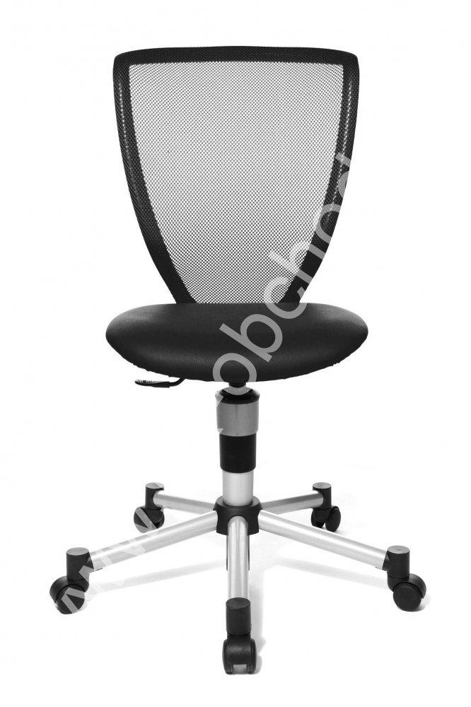 Dětská židle - TITAN JUNIOR černá
