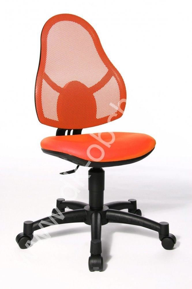 Dětská židle - OPEN ART JUNIOR oranžová