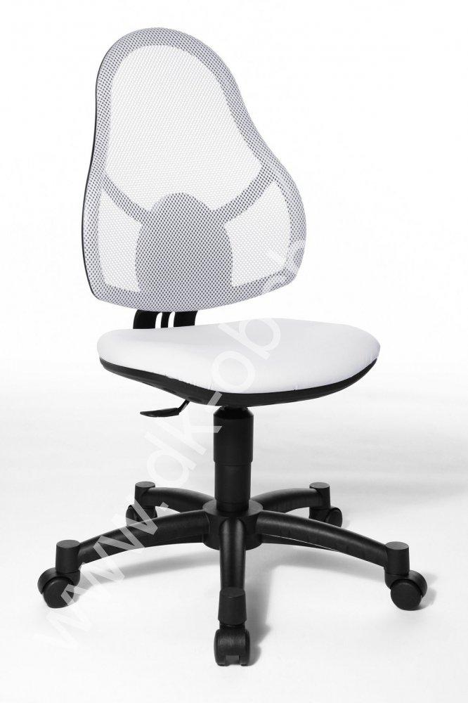 Dětská židle - OPEN ART JUNIOR bílá