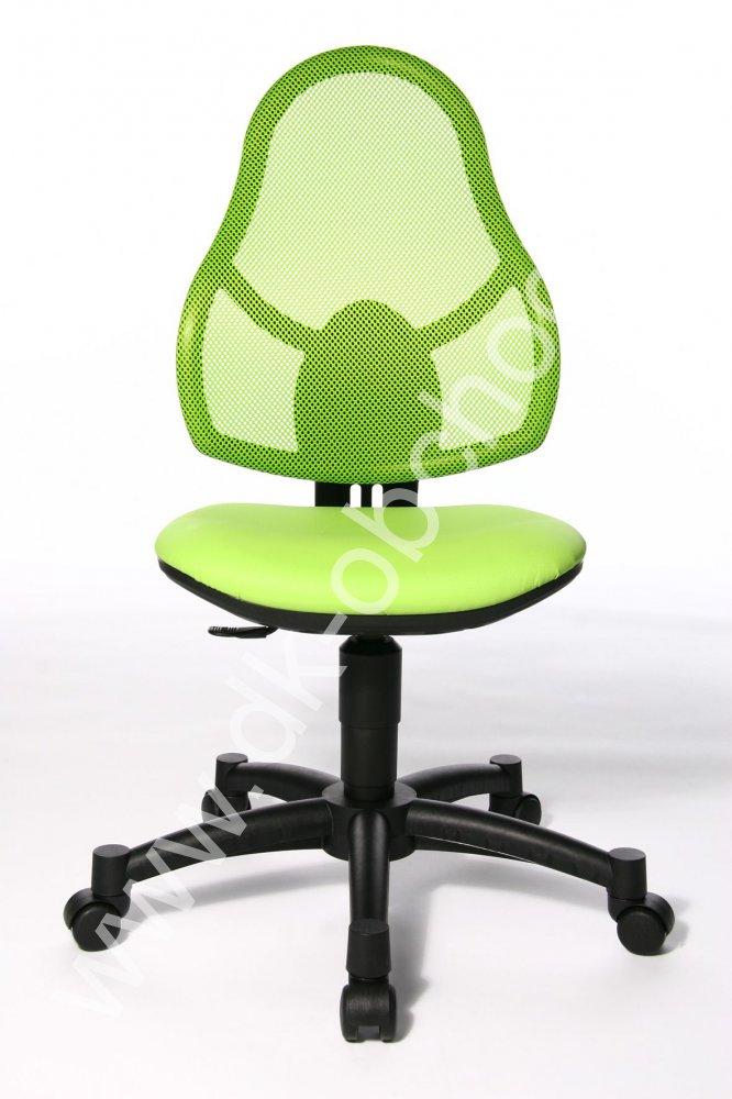 Dětská židle - OPEN ART JUNIOR zelená