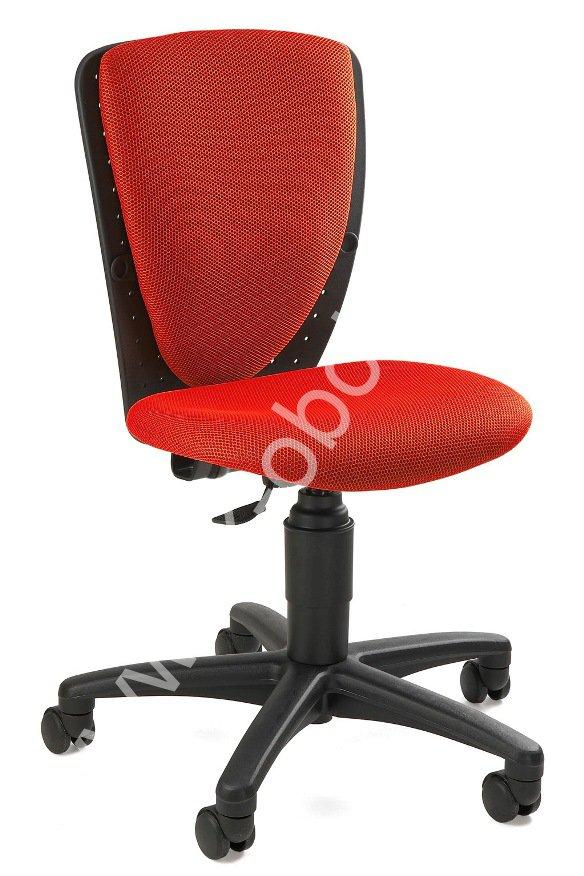 Dětská židle - S Cool červená